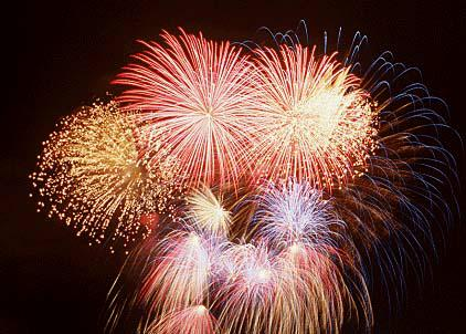 July 4, 2009, plenty of fireworks this weekend in sports!