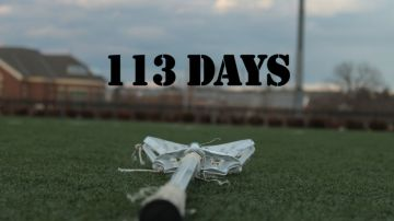 113 Days - a 10-Part Web Series - will feature the Stonehill College Women's Lacrosse team on its quest for a Division II crown. (Photo Credit: 113 Days/Thompson Films)