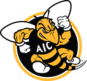 AIC Football commences its season on Saturday, September 5 with a non-conference game against Bryant University (Photo Credit: SportsLogos.net)