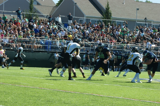 Another season of New England D3 Football is right around the corner. (Photo Credit: Matt Noonan/NoontimeSports.com)